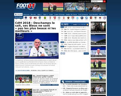 foot01.com Yoann