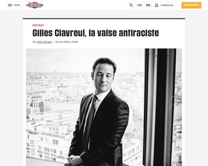 Gilles clavreul la valse antiraciste 124 Gilles