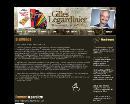 gilles legardinier.com Gilles