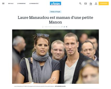 Laure MANAUDOU