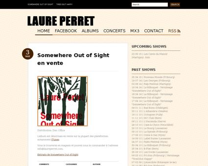 laureperret.com Laure