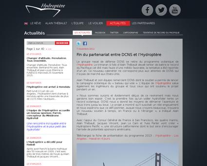 Fin du partenariat entre DCNS et l Hydro Luc