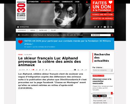 Luc ALPHAND