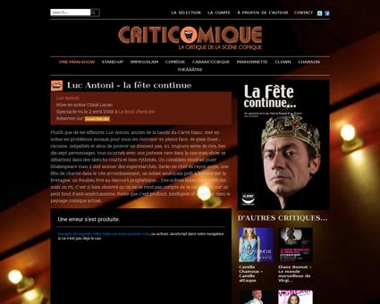 Luc ANTONI