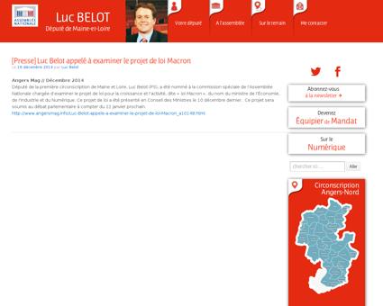 Luc BELOT