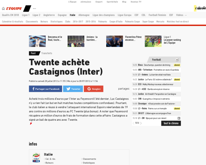 Luc CASTAIGNOS