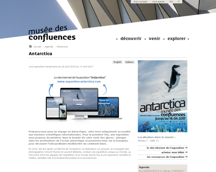 Antarctica Luc