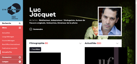 Luc jacquet Luc