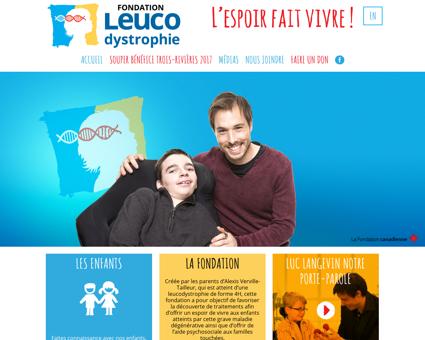 leucofondation.com Luc