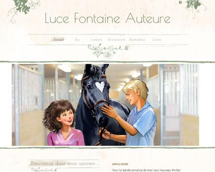 lucefontaine.com Luce