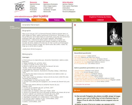 Poetes fiche&cle=317 Luce