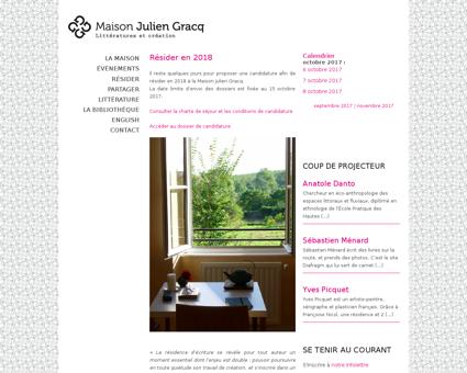 maisonjuliengracq.fr Luce
