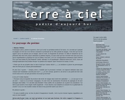 terreaciel.net Luce