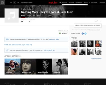 Nothing+More+ +Brigitte+Bardot,+Luce+Kle Luce
