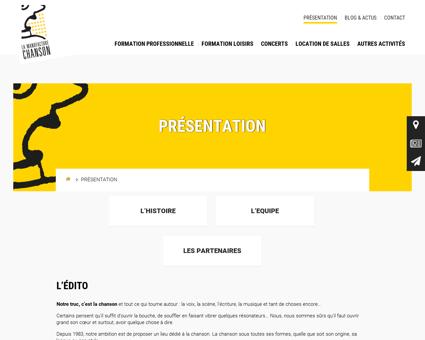 Presentation Luce