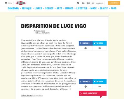 Disparition de luce vigo 1548073 Luce