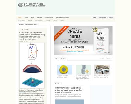 kurzweilAI.net Raymond