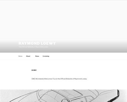 raymondloewy.com Raymond