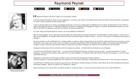 raymond peynet.com Raymond