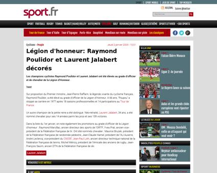 Poulidor raymond Raymond