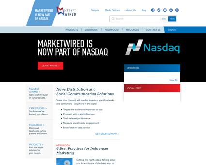 marketwired.com Raymond