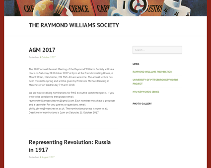 raymondwilliams.co.uk Raymond