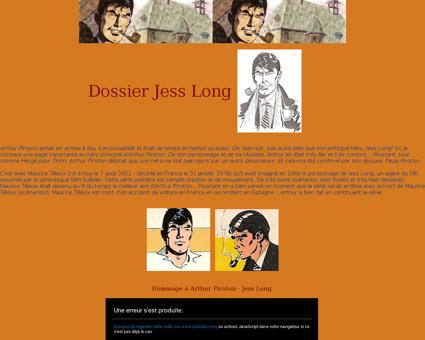 DossierJessLong Jess