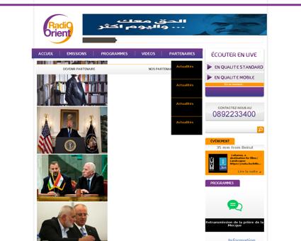 radioorient.com Ahmed