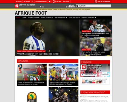 Afriquefoot.rfi.fr Ahmed