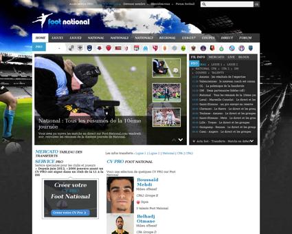 foot national.com Ahmed