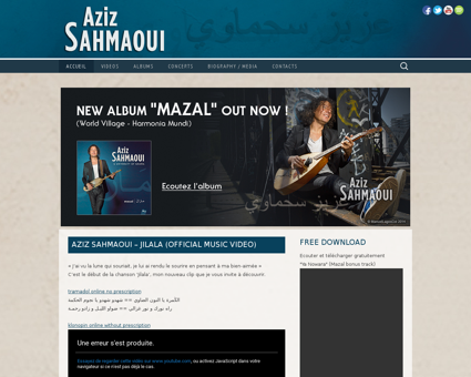 azizsahmaoui.com Aziz