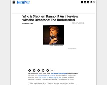 Stephen BANNON