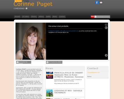 corinnepuget.com Corinne