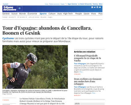 Cancellara etches his name strade bianch Fabian