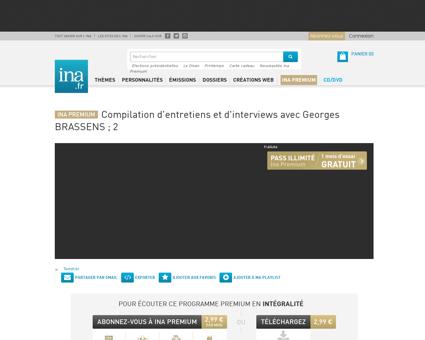 Compilation d entretiens et d interviews Georges