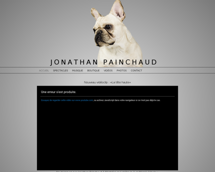 jonathanpainchaud.com Jonathan
