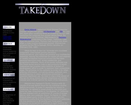 takedown.com Kevin