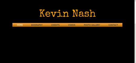 Kevinnash.net Kevin