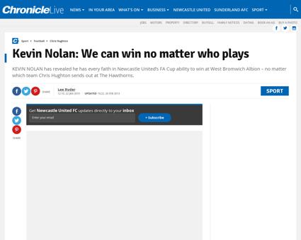 Kevin NOLAN