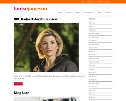louisejameson.com Louise