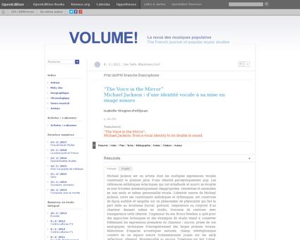 Revue volume 2011 2 page 221 Michael
