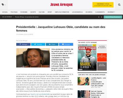 Jacqueline OBLE