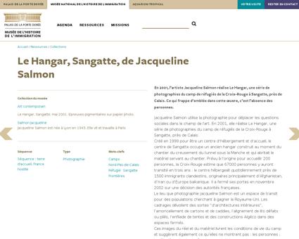 Jacqueline SALMON
