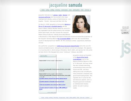 jacquelinesamuda.com Jacqueline