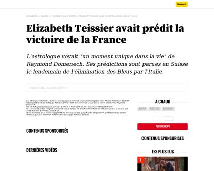 Elisabeth TESSIER