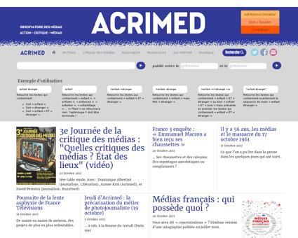 acrimed.org Francoise