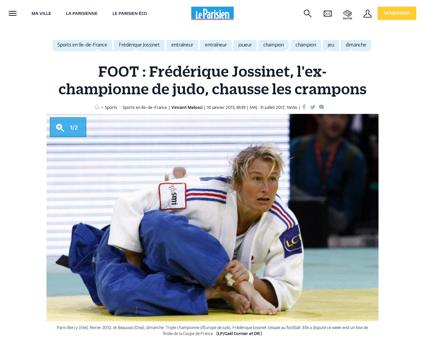 Frederique JOSSINET