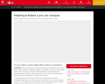 Frederique ROBERT