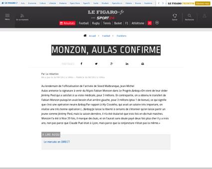 Fabian MONZON