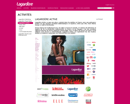 Lagardere active 2610 Arnaud